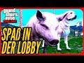 Tierischer Spaß in der offenen Lobby GTA 5 ONLINE Deutsch
