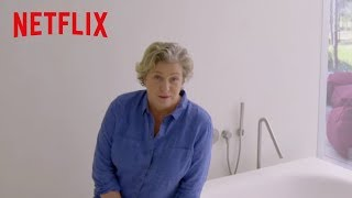 Caroline Quentin Is Truly Too Good For This World | The World's Most Extraordinary Homes | Netflix
