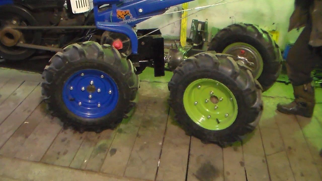 Трактора с ломающееся рамой своими руками фото 610