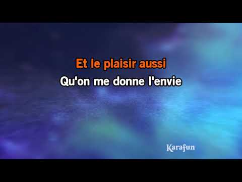 Karaoké L'envie (Live Bercy 2013) - Johnny Hallyday *