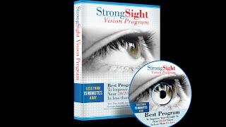 How to improve your eyesight, REVIEW, Strongsight Vision Program, Dr. Benjamin Miller