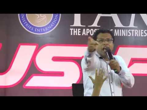 Pr. Anison K Samuel: MESSAGE
