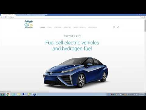 Progress of California's Hydrogen Stations Webinar - March 1, 2016