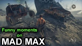 MAD MAX funny moments and fails!