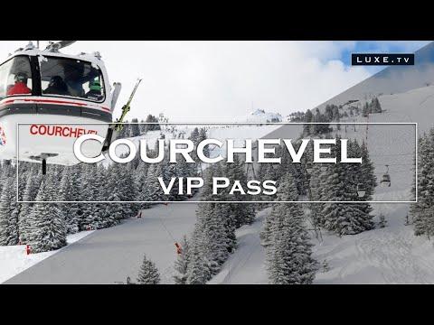 Courchevel - VIP Pass - LUXE.TV