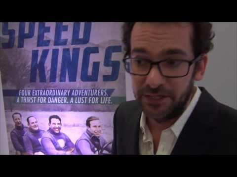 The VG Tips Sports Book Interview - Speed Kings by Andy Bull
