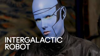 Halloween How To: Intergalactic Robot | MAC Cosmetics