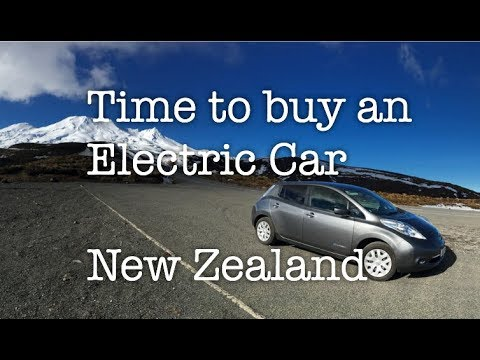 Renewable Energy in NZ: Why I'm buying an EV Part One. CC.