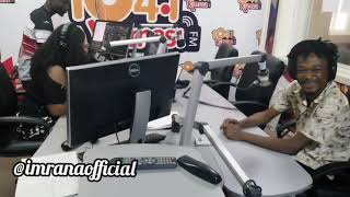 You Are A Fake Muslim If... Imrana Full Interview On Kumasi FM