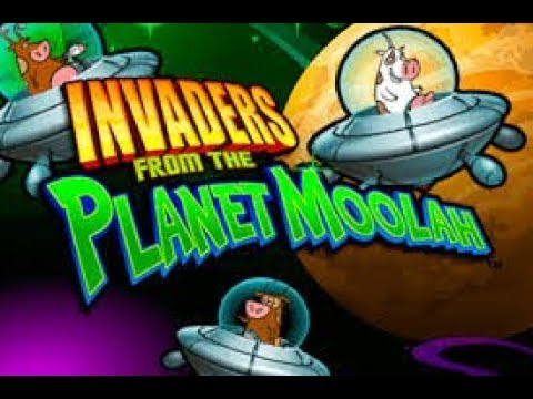 Invaders Return From The Planet Moolah