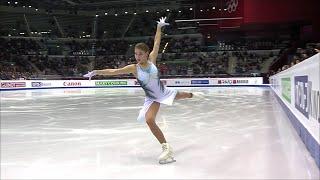 Фигуристка Алена Косторная установила новый мировой рекорд