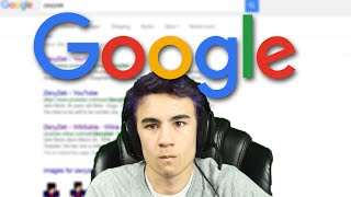 Googling Myself | ZexyZek