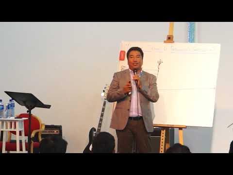 Rev, Dr, Tuan Peng Thang. IBC Sandnes Norway.14.04.2018. zaan sermon