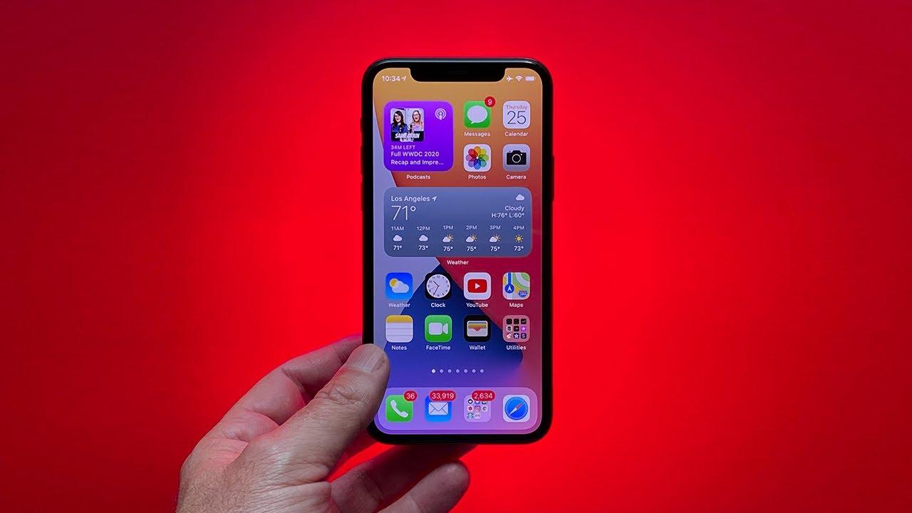 iOS 14 Beta 1'in Öne Çıkan 5 Yeniliği