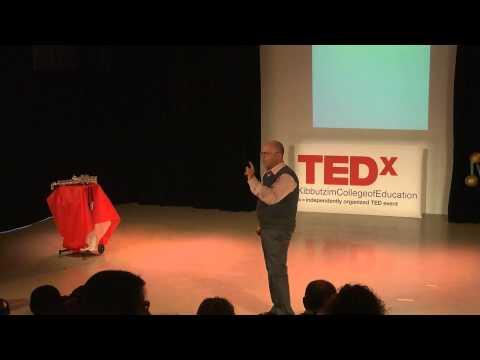 Embark: Prof. Mel Rosenberg at TEDxKibbutzimCollegeofEducation