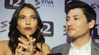 Alessandra de Rossi on writing for the film