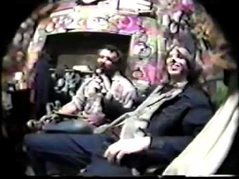 Mike Watt and Thurston Moore interview April 30, 1992 Part 1