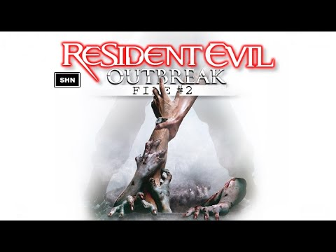 Resident Evil: Outbreak File #2  HD 1080p/60fps RE Official Timeline Longplay No Commentary