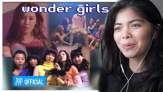 """First reaction to Wonder Girls! """"Irony"""" + """"Wh…"""