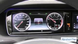 Mercedes Benz S65 AMG W222 2015 V12 Biturbo Sound!!! 1