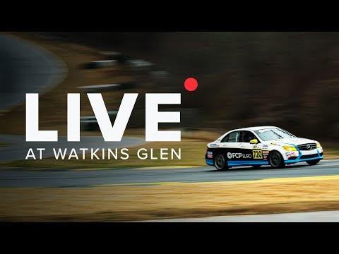 American Endurance Racing >> Aer At Watkins Glen Sunday Race Live Youtube