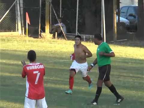El último Gol del Kun: Huracán FC 4 vs Chañarense 0