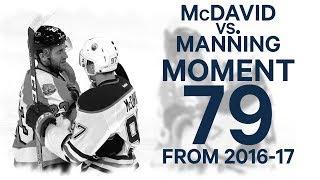 No  79/100  McDavid's revenge on Manning
