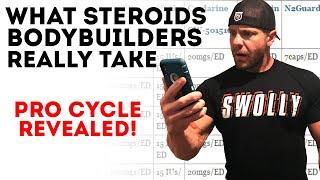 Pro Comeback - Day 71 - What Steroids Pro Bodybuilders REALLY Take