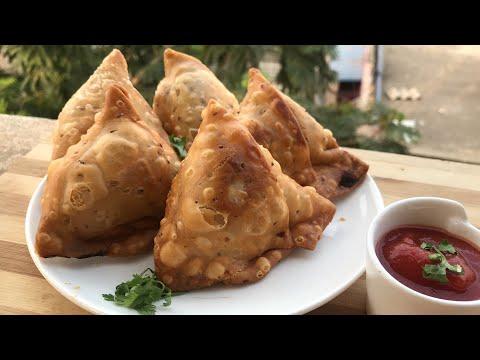 Punjabi aloo samosa recipe samosa recipe iftar recipes crispy samosa recipe