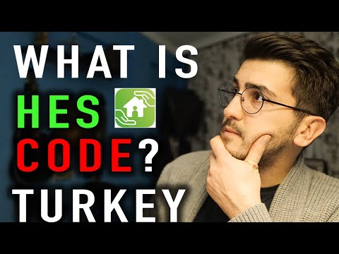 WATCH BEFORE TRAVEL TURKEY 2021 (WHAT IS THIS HES CODE?)