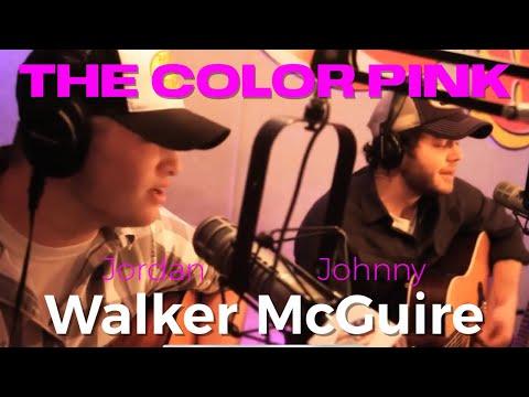 Walker McGuire sing