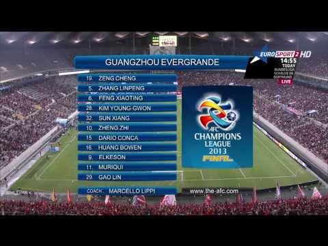 FC Seoul vs Guangzhou - 2013 AFC Champions League Final 1st Leg