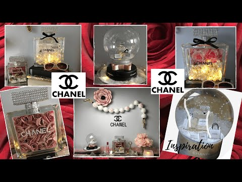 DOLLAR TREE & MICHAEL'S DIY HOME DECOR IDEAS | CHANEL DUPE | 3 FASHION DUPE DIY'S
