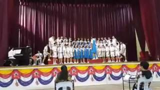 2016 CHKL English Singing Competition 2 Ping
