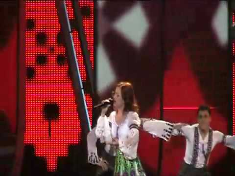 Eurovision 2009 Semi-final  Moldova live HQ