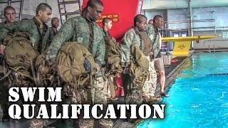 Marine Corps Swim Qual