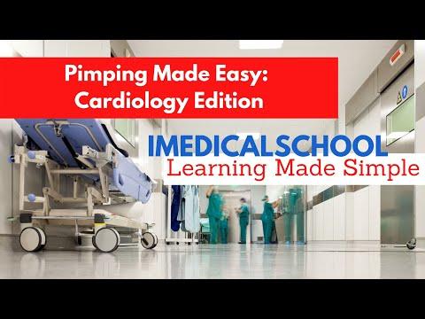 Medical School - Pimping Ain't Easy: Cardiology Edition