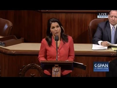 Rep. Tulsi Gabbard Honors Hawaii Trailblazer Patsy Mink During Women's History Month