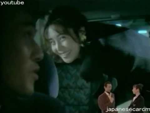 松嶋菜々子 日産 CM スチル画像。CM動画を再生できます。