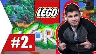 KICSESZTEM VELÜK! :D | Lego Worlds #2.