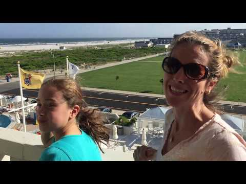 Port Royal Hotel Room Tour Wildwood