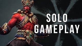 Smite Ravana Solo Gameplay