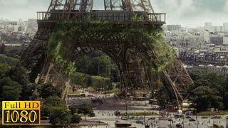 G.I. Joe Rise of Cobra (2009) - The Eiffel Tower Falls Down (1080p) FULL HD