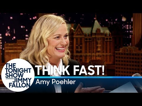 Think Fast! with Amy Poehler