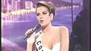 Miss Universe 1998- Finalists