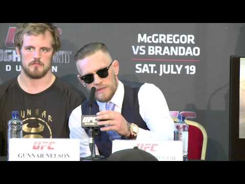 Fight Night Dublin: Media Day Press Conference Highlights