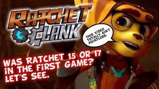 Ratchet & Clank Timeline - Just How Old Is Ratchet Really?