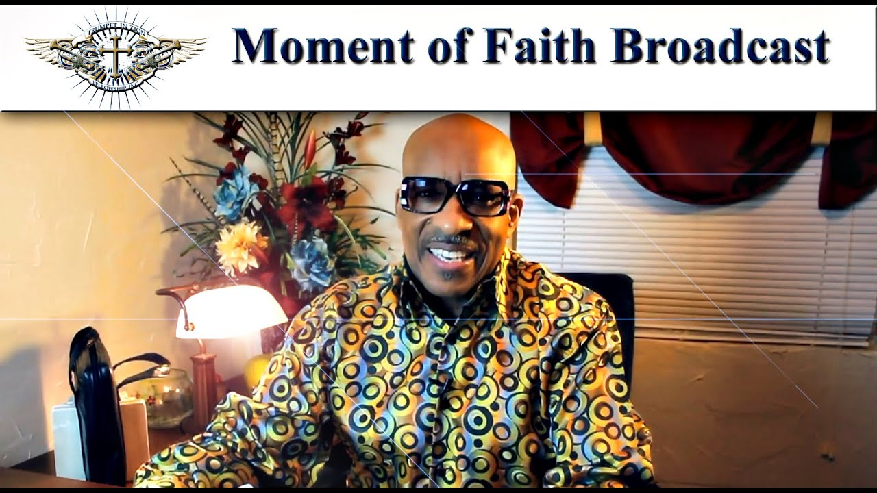 moment of faith broadcast w apostle darryl mccoy on patience moment of faith broadcast w apostle darryl mccoy on patience