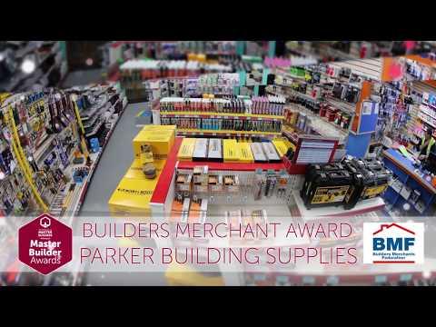 Master Builder Awards 2017: Builders Merchant Award winner Parker Building Supplies