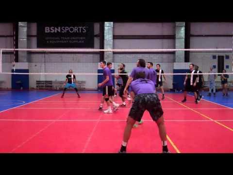 USAV Mens A/AA Tournament ( LOE Vs OTC Volley ) Semi Finals Set 2